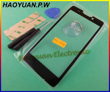 HAOYUAN.P.W Original New Replacement Part Outer LCD Screen Lens Top Glass For Motorola Droid Razr Maxx HD XT925 Free Shipping(China)