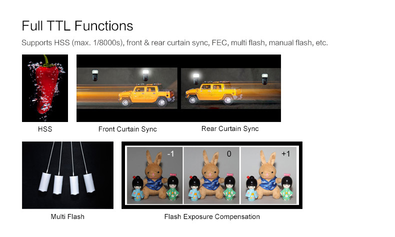 Godox TT685S For Sony Camera Flash (15)