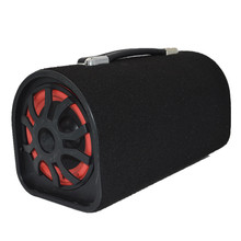 Manufacture direct sell car stereo subwoofer 12v 24v 220v computer car speaker