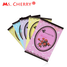 Antiperspirant Fragrant Incense Sachets for Women Lady Home Car perfume and fragrance MT069