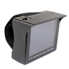 3.5 Inch CCTV Security Tester With ADSL Detection Engineering Treasure Video Monitor Tester HD CCTV Camera LCD Monitor