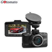 Gotomato Car DVR Ambarella A7 LA70 GS98C Car Camera Video Recorder 178 Degree 2304*1296P G98C Car DVR GPS Logger with HDR H.264