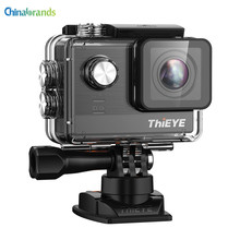 ThiEYE T5e WiFi 4K 30fps Action Camera 12MP 2 inch TFT LCD Screen 1080P Sports Camera Ambarella A12LS75 Chipset IMX117 Sensor