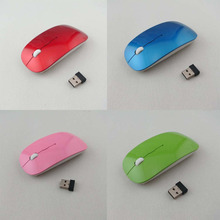2.4GHz Wireless optical mouse Cordless Scroll Computer PC Mice with USB Dongle