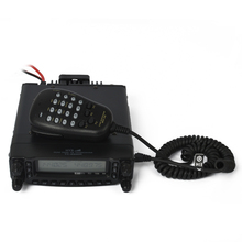 HYS CB Mobile Radio VHF UHF Quad Band Car Radio TC-8900R 800 memory channels 27/50/144/430MHZ