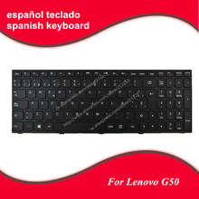 SP Teclado Spanish keyboard For IBM Lenovo G50 Z50 Z50-70 Z50-75 G50-70A G50-70 H G50-30 G50-45 G50-70 G50-70m Z70-80(China)