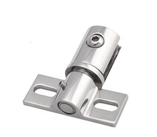 Brass Furniture Hinge Axis of shower room bathroom accessories(China)