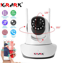 Buy IGRARK 1080P IP Camera Wireless Home Security IP Camera Surveillance Camera Wifi Night Vision CCTV Camera Baby Monitor 1920*1080 for $26.40 in AliExpress store
