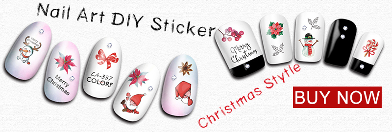 Nail Art DIY Sticker