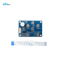 "DIYmall Expansion Board For 2.4"" to 7.0"" Inch Nextion Enhanced LED Display I/O Extended HMI Intelligent Control Module FZ2280"