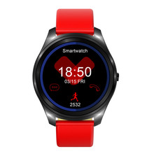 Buy Bluetooth Smart Watch GPS Tracker Watch Pedometer Wearable Devices Heart Rate Monitor Relogio Smartwatch Android & IOS AU22a for $56.71 in AliExpress store