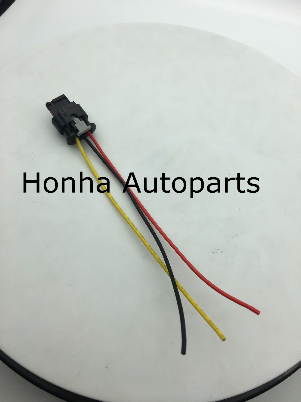 100/% NEW ALTERNATOR REPAIR PLUG HARNESS 3-WIRE PIN PIGTAIL FOR LEXUS SC300