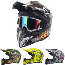 DOT Approval Newest Brand Motorcycle Helmet Racing ATV Motocross Helmets Men&Women Off-Road Capacete Extreme sports supplies(China)