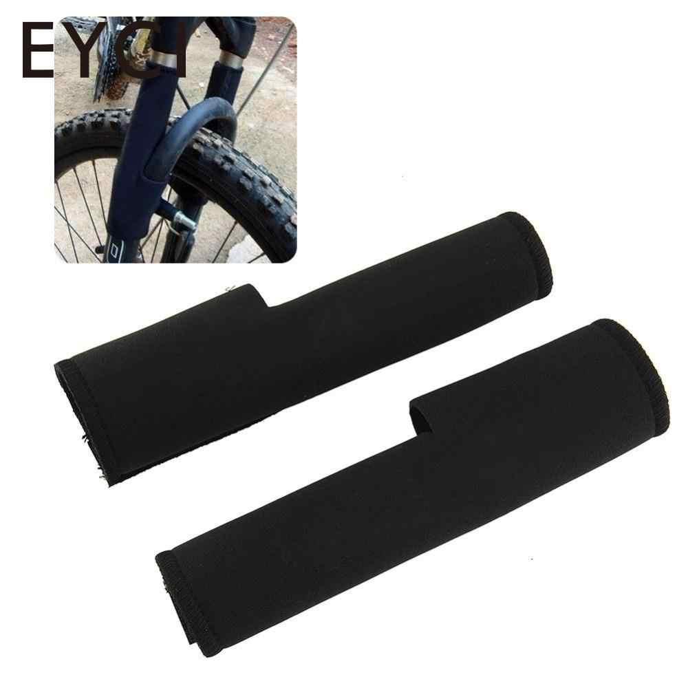 Bicycle Road Bike Front Fork Waterproof Protector Seal Wrap Cover Guard Pad