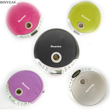 BINYEAE Free Shipping; special offer hearme mini CD player Walkman English listening learning portable CD player(China)