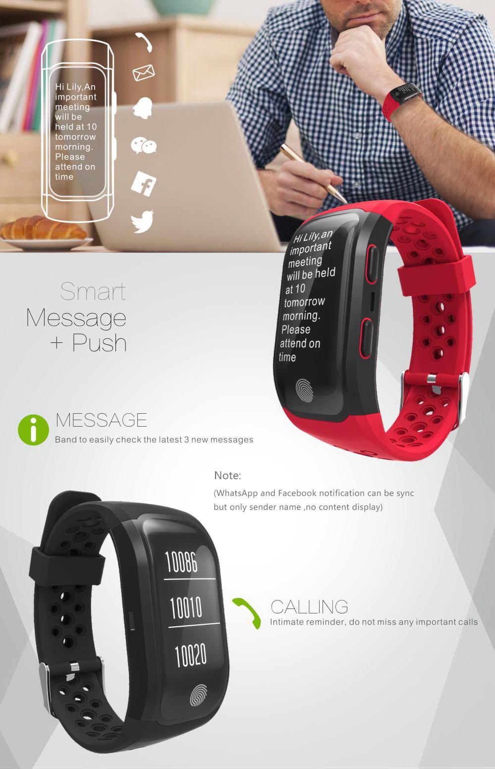 Makibes G03 GPS Smart Bracelet (13)