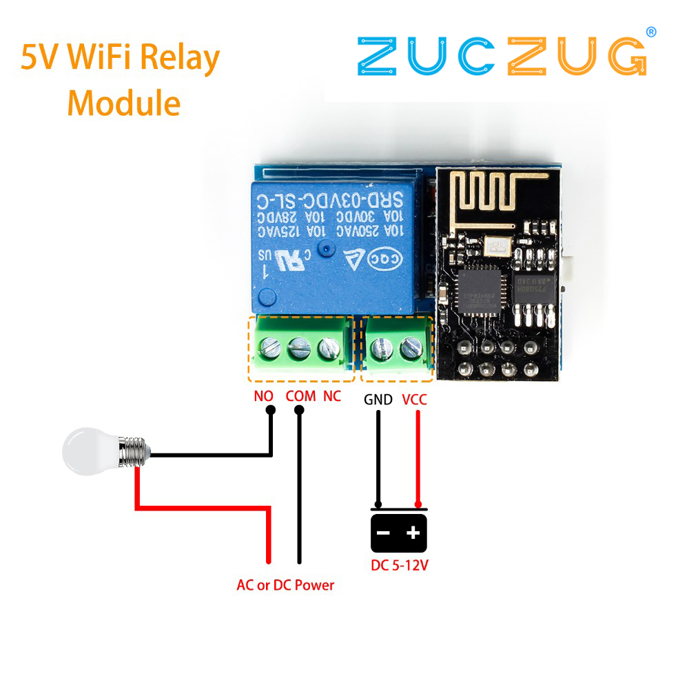 5v 4 Channel Relay Module Shield For Arduino Arm Pic Avr Dsp Economy Circuit Esp8266 Esp 01s Wifi Things Smart Home Remote Control Switch