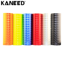 KANEED Tail Light Sticker Vinyl Film 100 x 30cm 3D Effect Cat Eye Car Head Light Film Taillight Vinyl Film Car Foil Film(China)