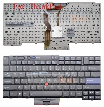 Original New for Lenovo Thinkpad T410 T420 T510 T520 US English Keyboard