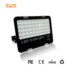 Free shipping by DHL Fedex IE/IP UPSE 50W Led Flood Light High Quality Spotlight Outdoor light IP65 Waterproof LED FloodLights