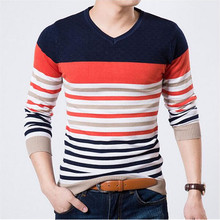 Free shipping 2017 New Men's Brand V neck Long Sleeve Cashmere pol sweaters Knitwear fashion designer plo pullovers fashion new