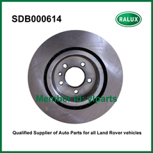 SDB000614 front V8 4.4L Brake Disc for Discovery 3 2005-2009/Range Rover Sport 2005-2009 auto brake pad set spare parts supply