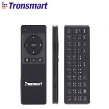 [Russina and English Optional]Tronsmart TSM-01 Wireless Keyboards Game Air Mouse 2.4GHz for Laptop Android Tablet PC TV Box(China)
