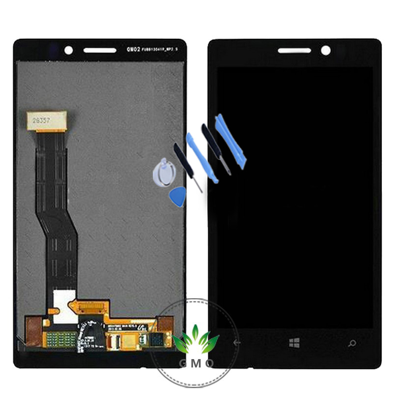 100% Test LCD For Nokia Lumia 925 LCD Screen Diaplsy With Touch Digitizer Assembly + Tools Set Free Shipping<br><br>Aliexpress