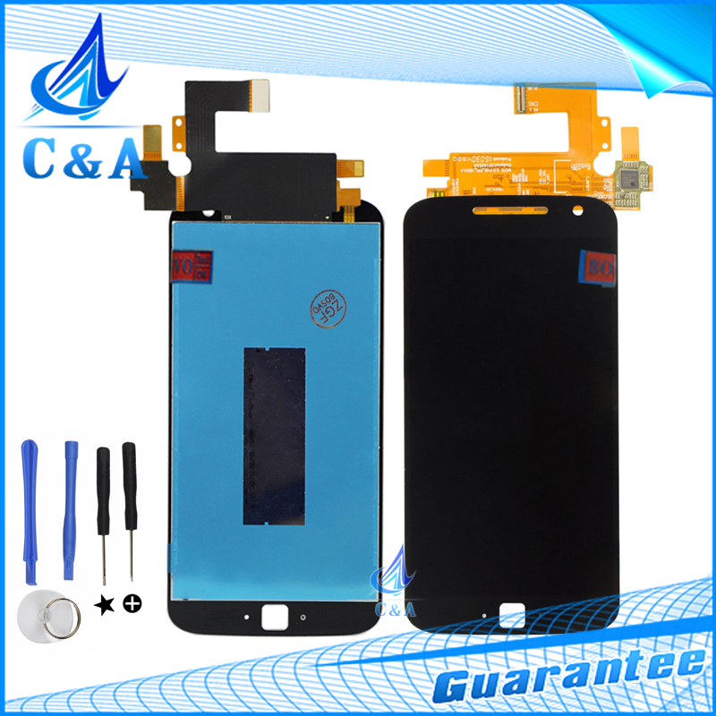 Replacement for Motorola Moto G4 LCD for Moto G4 Plus Display Screen with Touch digitizer Assembly + tools 1 Piece Free Shipping<br><br>Aliexpress