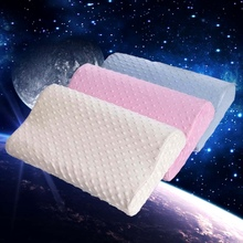 Memory foam pillow slow rebound space memory pillow cervical pillow neck neck vertebra adult health care pillow sleep(China)