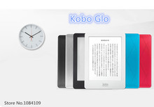 Original Kobo Glo Ebook Reader E-reader Black/Gray/Red/Blue E-ink 6 inch 1024x768 WIFI touch screen Built in Light 2GB eReader