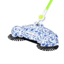 mop New Arrival 360 Rotary Home Use Crab Manual Telescopic Floor Dust Sweeper 360 rotation 31.5 x 21.5 cm Big appetite mops