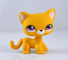 Pet Short Hair Cat Animal child girl boy figure loose cute LP808