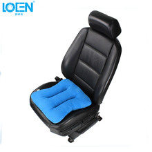 New arrival Super soft plush Comfortable driving 1PC 44*38 cm car seat cushion Anti-dirty pad Universal for auto chair outdoor