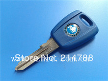 high quality transponder key case Fiat car key cover key shell key fob wholesale and retail
