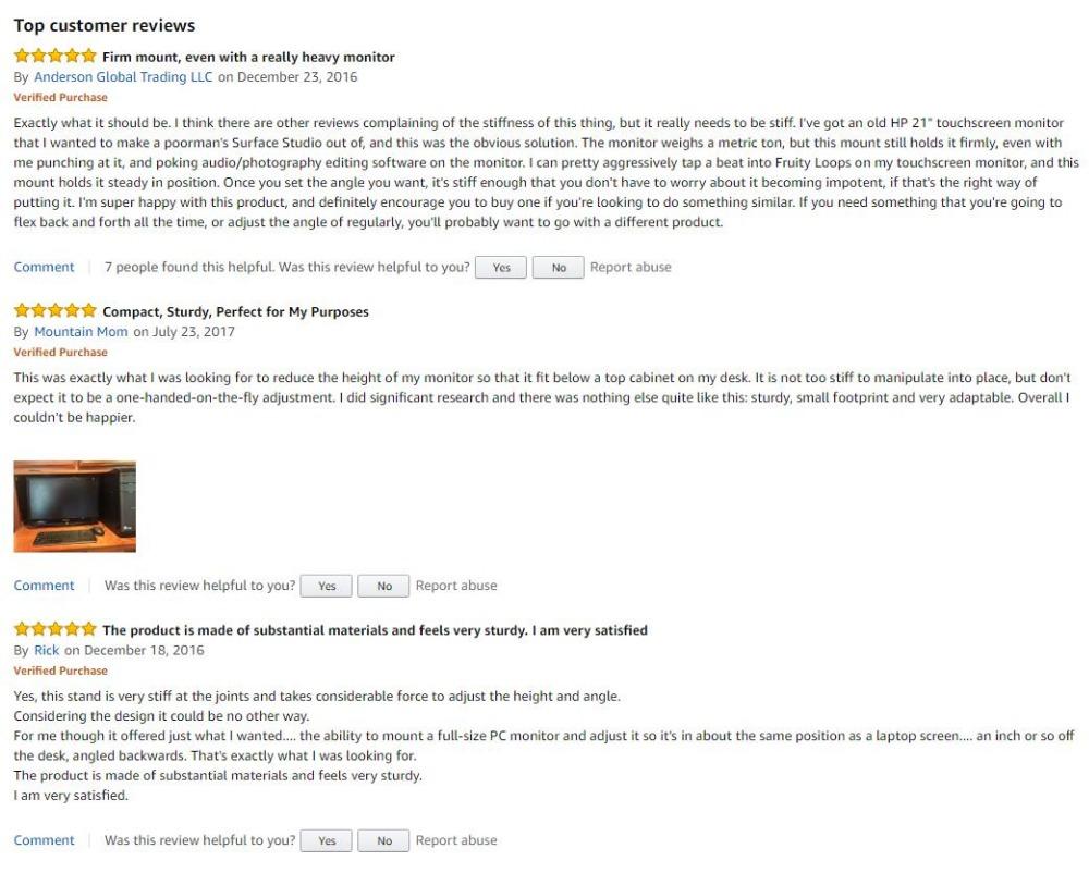 Amazon Review