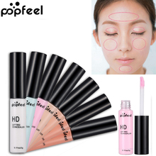 Popfeel 1PC Sexy Vogue Concealer Brightener Foundation Palette Concealer Bronzers & Highlighters Make Up Tools  Beauty Cosmetic