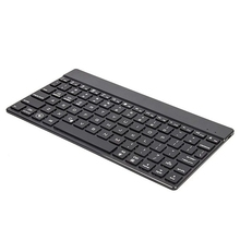 NEW Backlight Universal Keyboard Slim Wireless Bluetooth 3.0 Aluminium With 7 Color