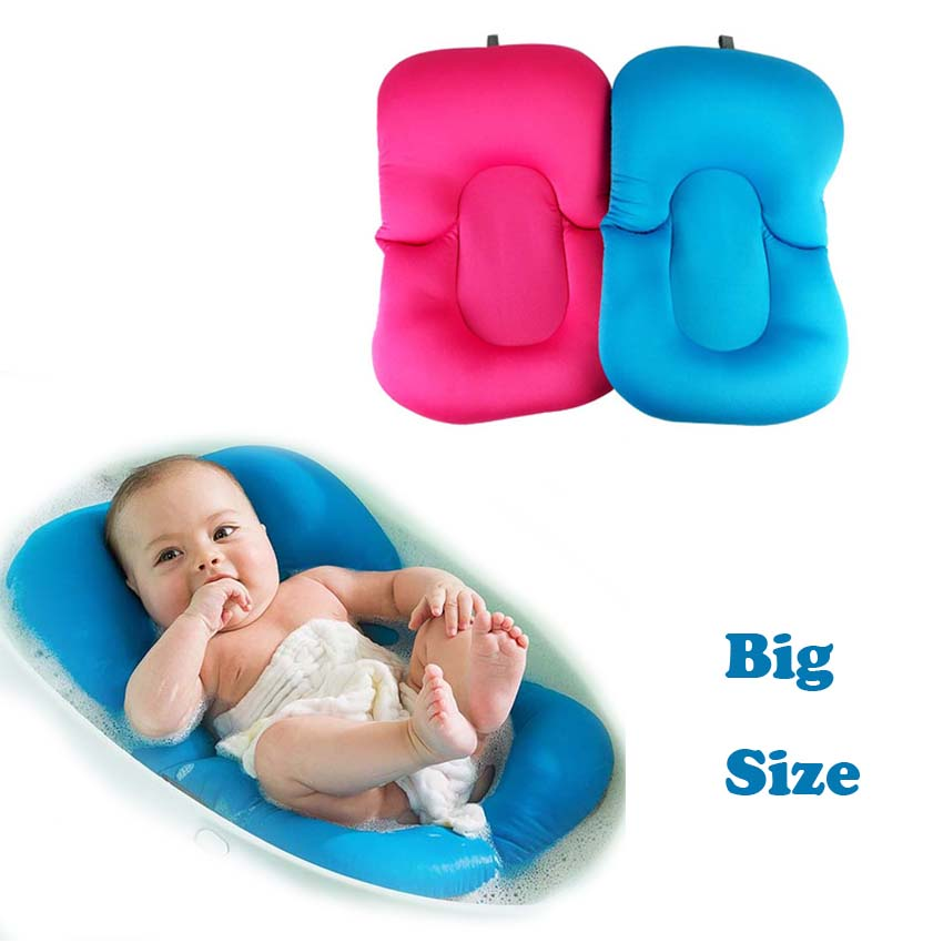 Baby Bath Recliner & Foldable Baby Bath Tub/bed/pad Bathtub Bath ...