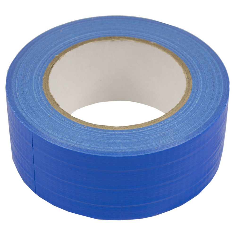 2016 Top Sale 1 Roll Durable High Quality 48mm x 40m Waterproof Sticky Adhesive Cloth Duct Tape Roll Craft Repair 9 Color<br><br>Aliexpress