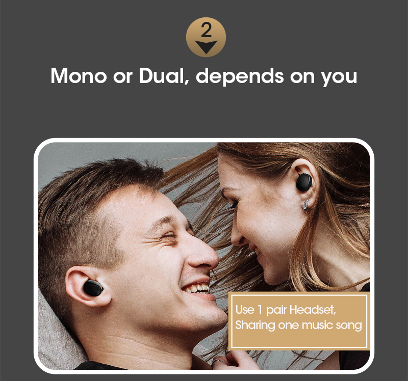 Original TWS True wireless Bluetooth Earbuds earphones Double Twins Headset Dual Stereo Earbud For Huawei Samsung xiaomi