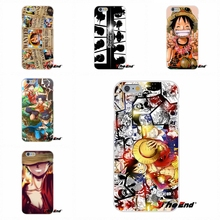 For Xiaomi Redmi 4 3 3S Pro Mi3 Mi4 Mi4C Mi5S Mi Max Note 2 3 4 One Piece Portgas D. Ace Fire Soft Silicone Case