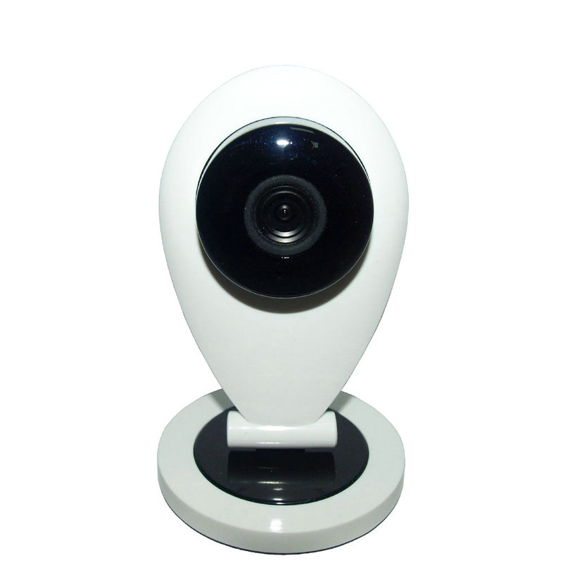 Wireless HD IP 720P WiFi MINI Camera Network ONVIF Security CCTV IR Night Vision<br>