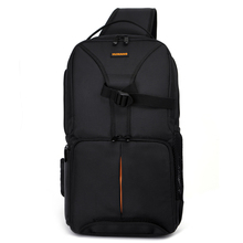 SLR camera messenger bag oblique cross outdoor shoulder digital Bag waterproof anti-shock handbag Canon photography bag Nikon ca