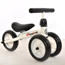 Children Three wheel Balance Bike kids Scooter Baby Walker Tricycle Bike Ride baby carriages HE-1(China)