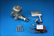 DLE 30 30CC original GAS Engine For RC Airplane model hot sell,DLE 30,DLE30,DLE-30(China)