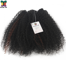 HAIR SW freetress Afro Curly 100% Kanekalon Synthetic Hair Weaving Braid Extensions soft with natural Belly Hairstyle for women