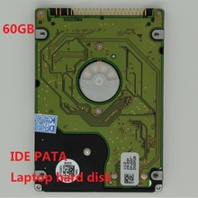 "100% original 60GB 2.5"" inch HDD IDE parallel laptops hard drive  5400/8M for notebook"