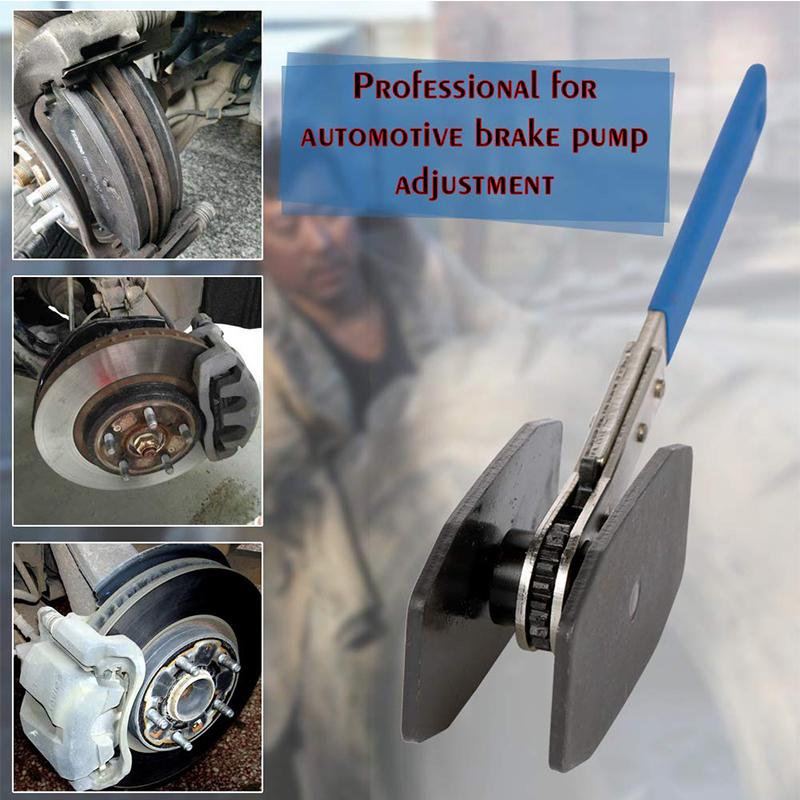 Ratcheting Brake Caliper Piston Spreader Press Tool Ratcheting Caliper Spreader