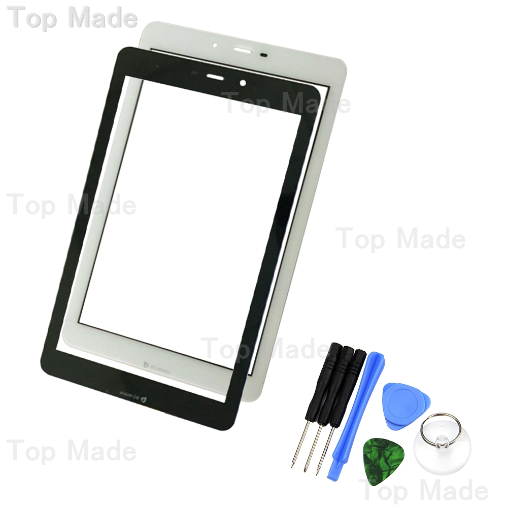 New 8 inch Touch Screen for BQ 8055G Glass Digitizer Panel Sensor Replacement with Free Repair Tools<br><br>Aliexpress